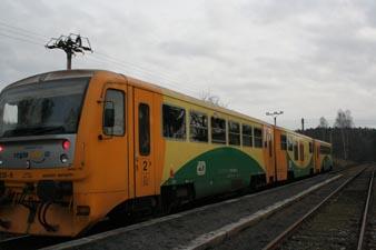 naar praag met trein